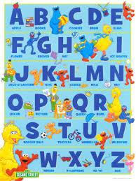 childrens alphabet letters