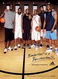 adidas basketball is a brotherhood