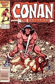 conan the barbarian comic