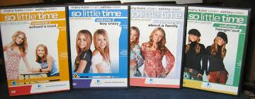 so little time dvds