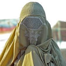 islamic head dress