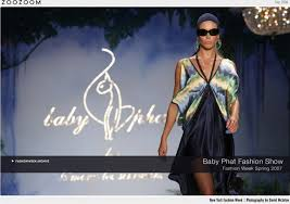 baby phat fashion shows