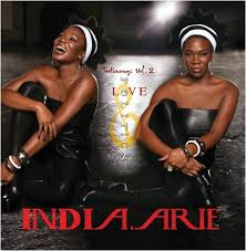 india arie love and politics