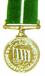 pakistan medals