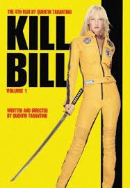 kill bill vol 1 dvd
