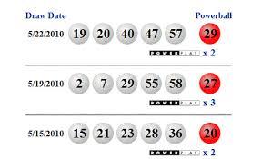 Powerball winning numbers: