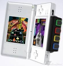 guitar hero on tour nds