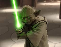 star wars green light saber