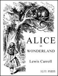 alice in wonderland favors