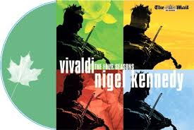 nigel kennedy four seasons