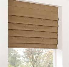 roman blind curtains