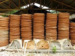 clay discs