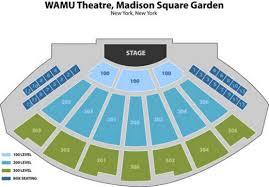 madison square garden theatre