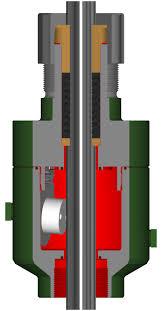 flapper check valve