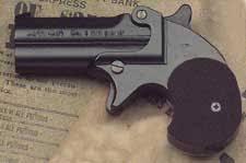 22 caliber derringer