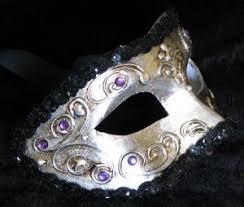 masquerade venetian masks