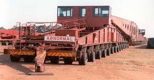 largest trailer