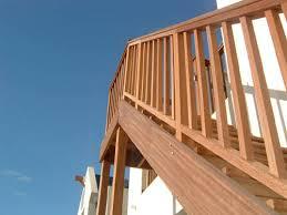 balustrade wood
