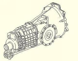 boxster transmission