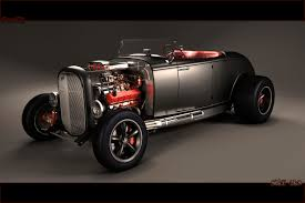 32 ford hi boy