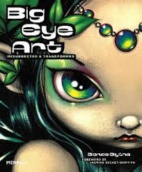 big eye paintings