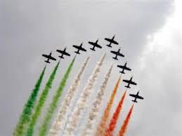 india air show