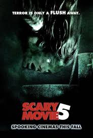 scary movie posters