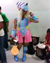 dark magician girl costume