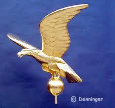 flagpole eagle