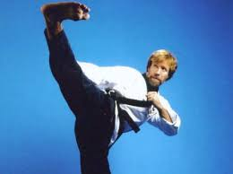 chuck norris sidekicks