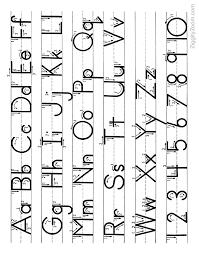 alphabet lowercase
