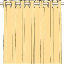 exterior curtain