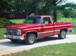 1985 chevrolet pick up