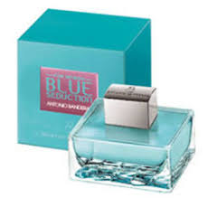 blue seduction perfume