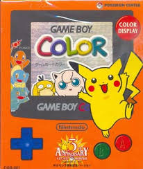 pokemon game boy color games