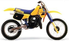 1984 suzuki rm 250
