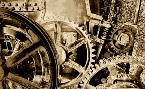 antique machinery