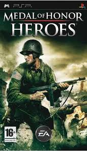 psp medal of honor heroes