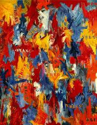 jasper johns art work