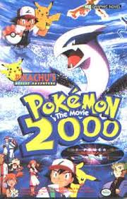 pokemon movie 2000