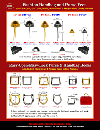 handbag hardware