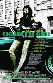 CIGARETTE GIRL… Memphis indie movie premiere (2009) by COOP