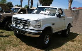 93 ford bronco