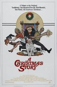 christmas movie poster