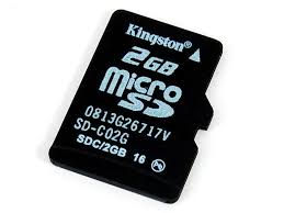 kingston 2gb mini sd