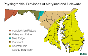maryland delaware map
