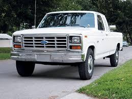 1984 ford diesel