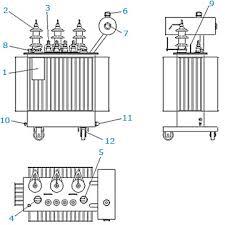 oil type transformer