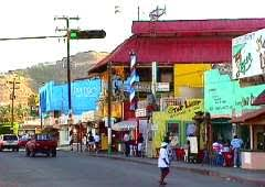 downtown cabo