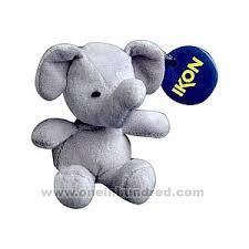 stuffed animals elephants